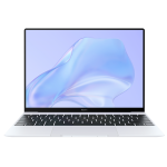 "Laptop HUAWEI MateBook X , i5-10210U, 13.9"" 3K Touch, 16GB, 512GB SSD, Touch,  Win 10, Silver"