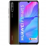 Telefon mobil Huawei P Smart 2020, Dual Sim, 128GB, LTE, Huawei Mobile Services, Midnight Black