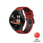 Smartwatch Huawei Watch GT 2e (2020), 46mm, Lava Red